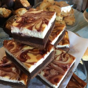 Blissfully Baked Brownie